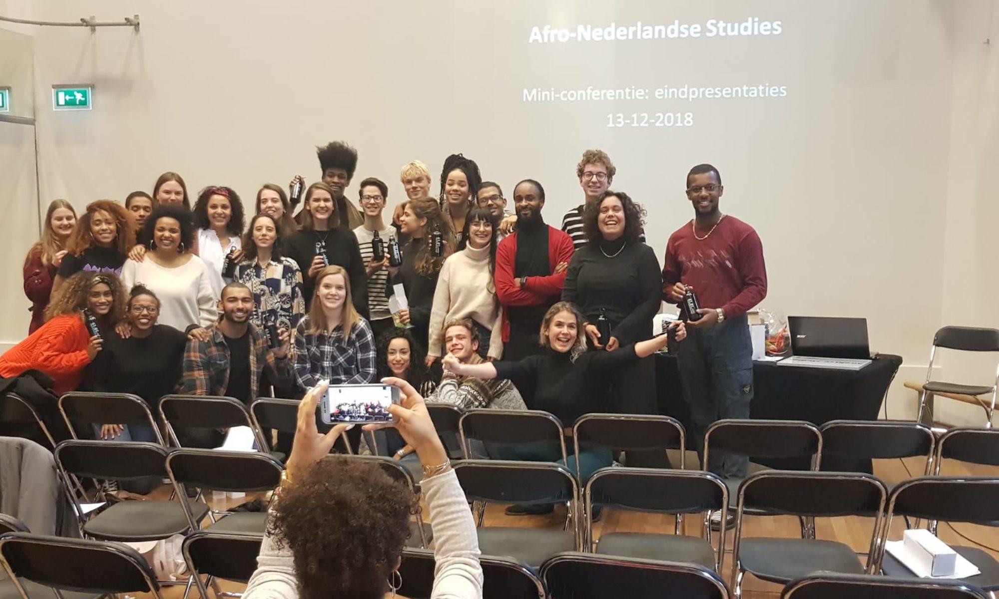 Afro-Nederlandse Studies